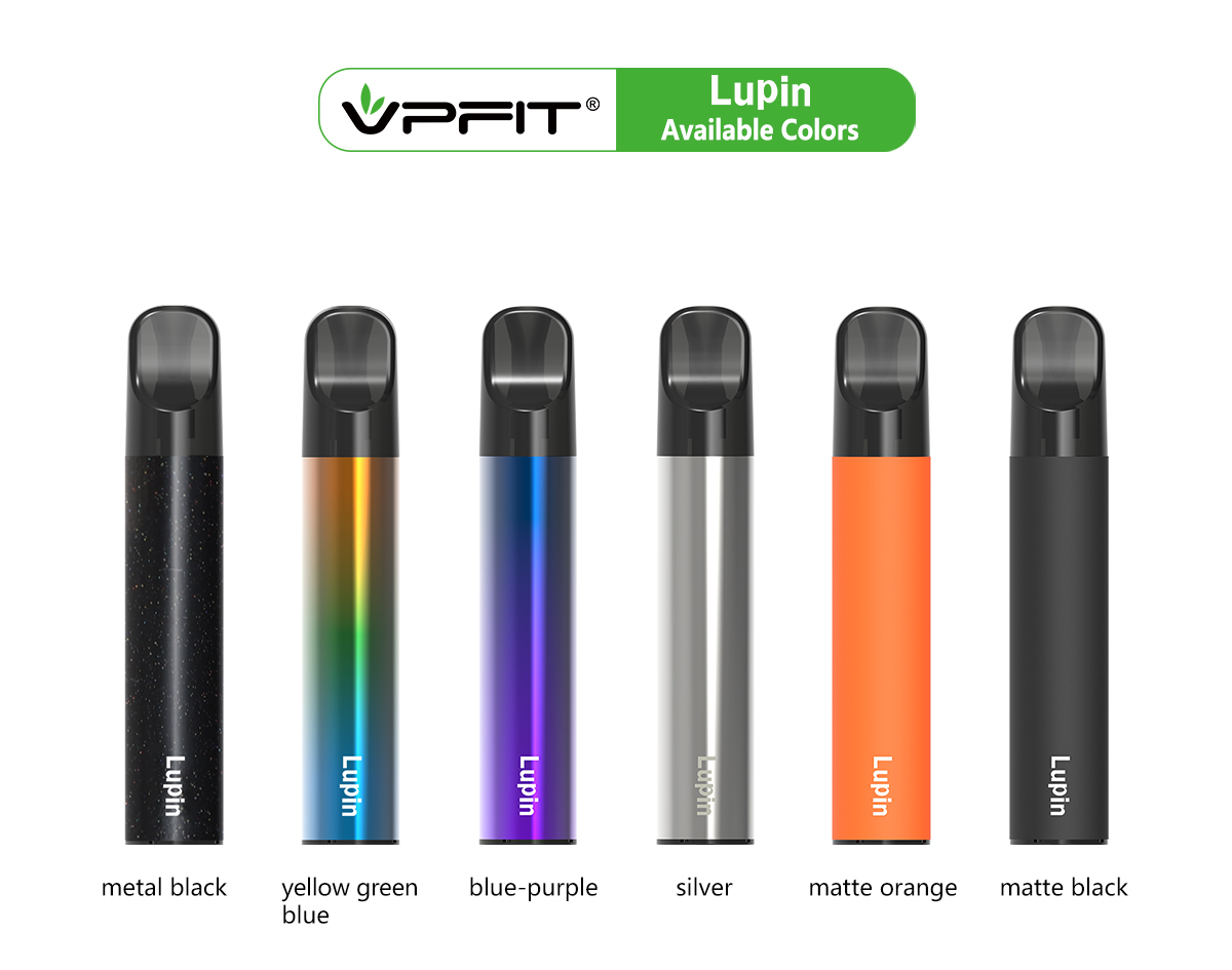 Six Color available on Lupin