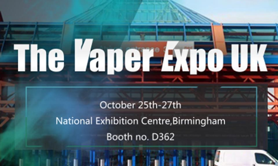 Vaper Expo UK 2019