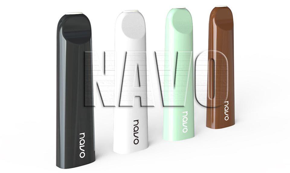 new e-cigarette navo releases